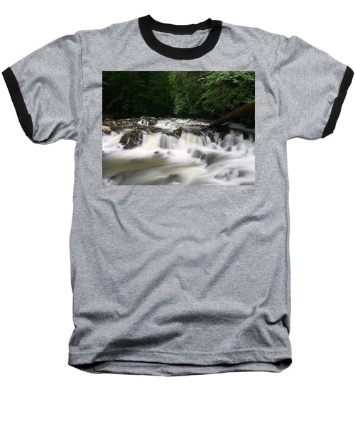 Go With The Flow Baseball T-Shirt