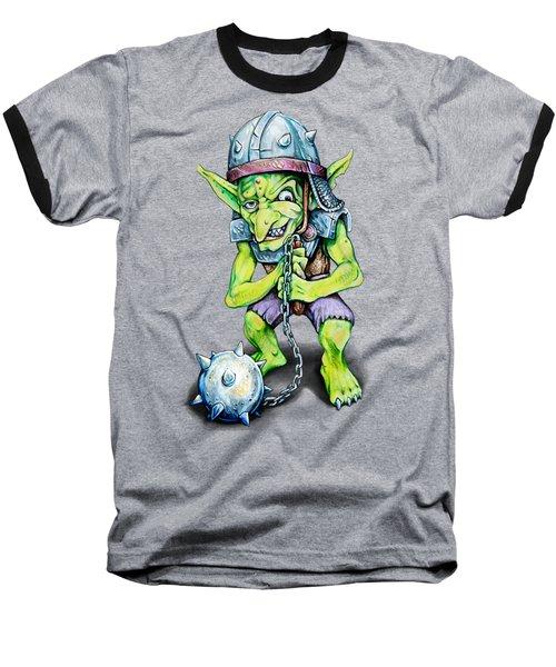 Goblin Baseball T-Shirt