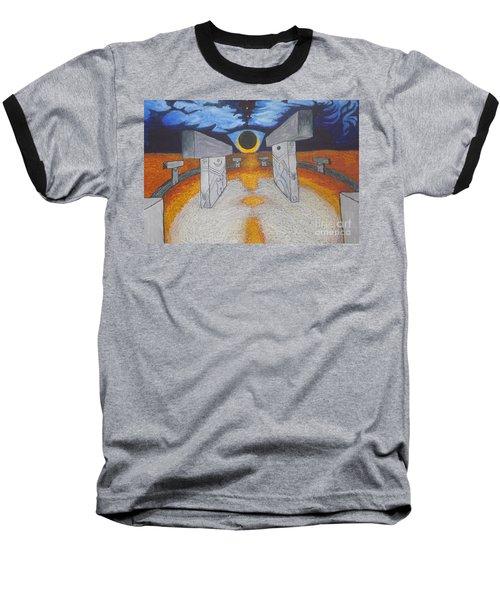 Goblitechi Vision Eclipse Baseball T-Shirt