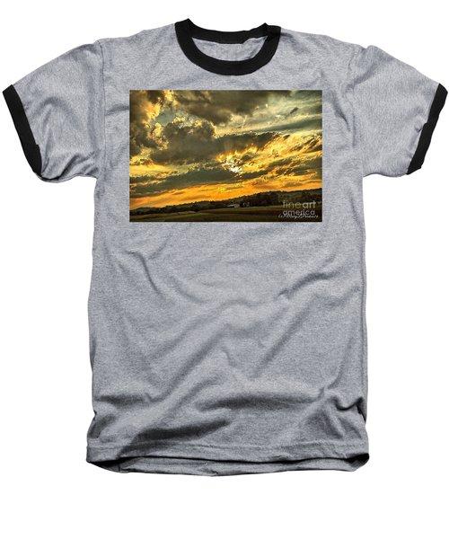 God Hand Baseball T-Shirt