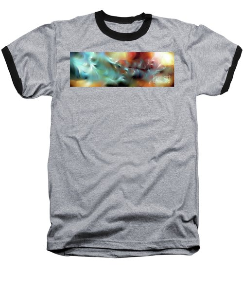 God Is Awesome And Glorious. Isaiah 57 15 Baseball T-Shirt by Mark Lawrence