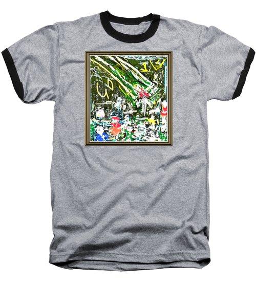 God Lives At The Children Park Baseball T-Shirt