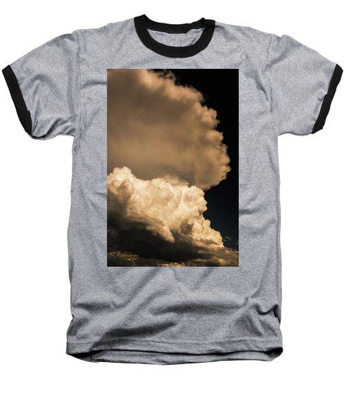 God Speaks In Thunder Baseball T-Shirt