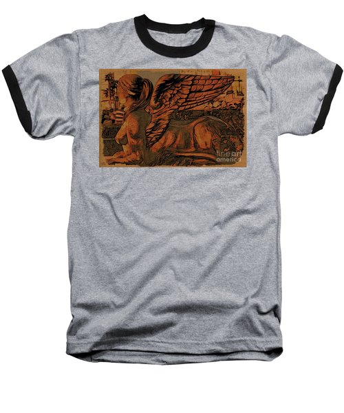 Goddess Baseball T-Shirt