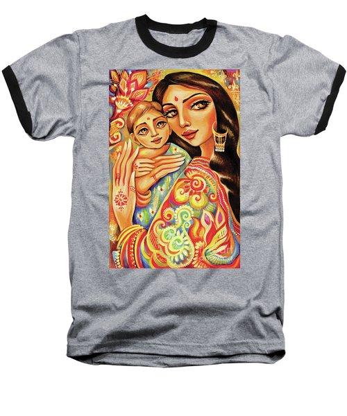 Goddess Blessing Baseball T-Shirt