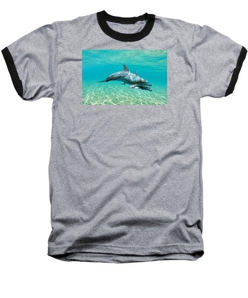 Gods Children Baseball T-Shirt by James Roemmling