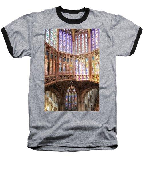 Gods Colors Baseball T-Shirt