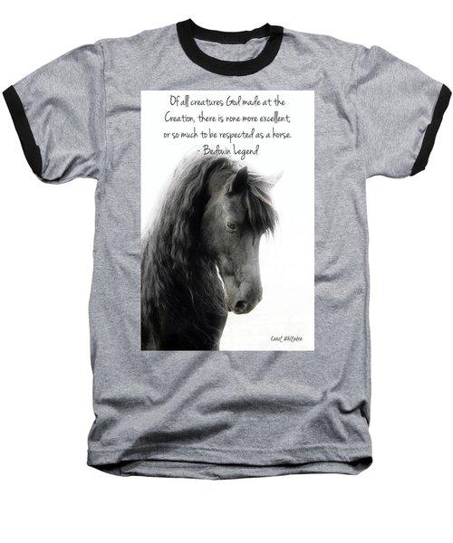 God's Creation Baseball T-Shirt