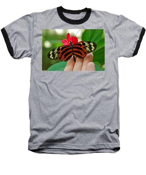 Baseball T-Shirt featuring the photograph God's Handiwork by Debbie Karnes