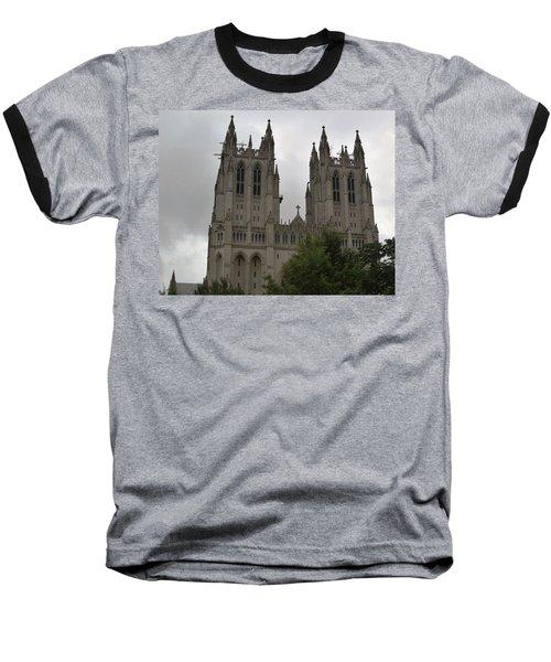 God's House Baseball T-Shirt