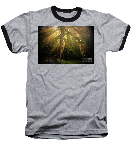 God's Light 2 Baseball T-Shirt