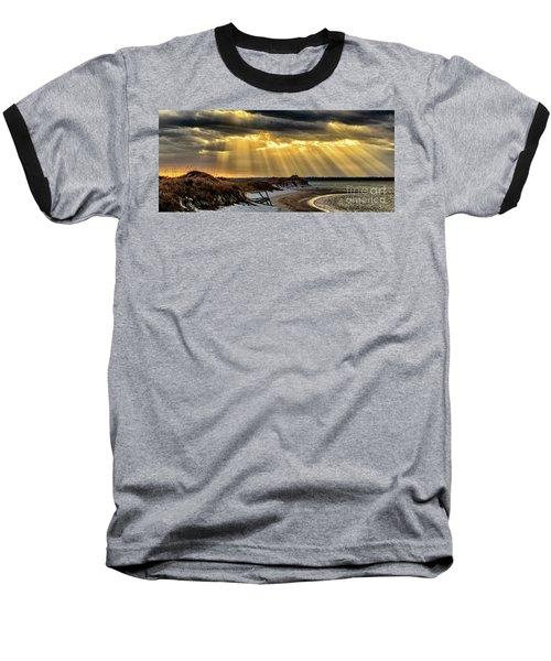 God's Light Baseball T-Shirt
