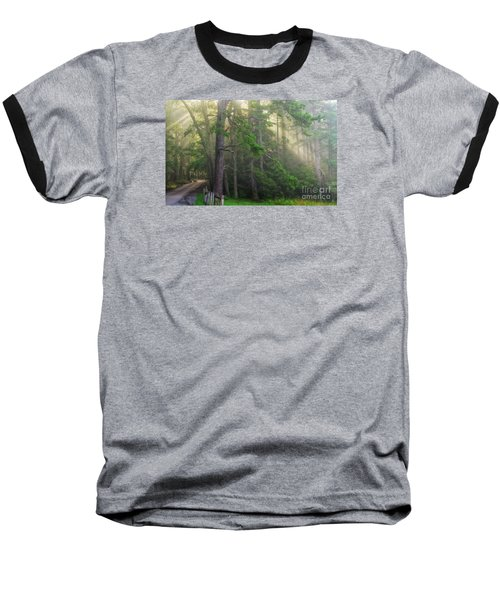 God's Light Baseball T-Shirt
