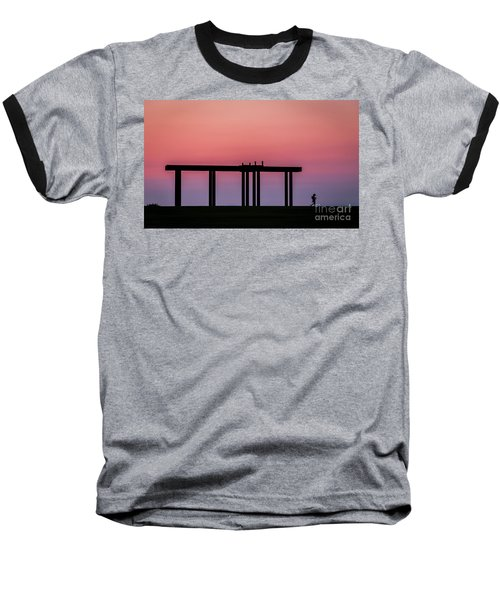 Going Home Baseball T-Shirt