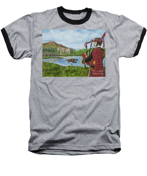 Baseball T-Shirt featuring the photograph Going Home by Val Miller