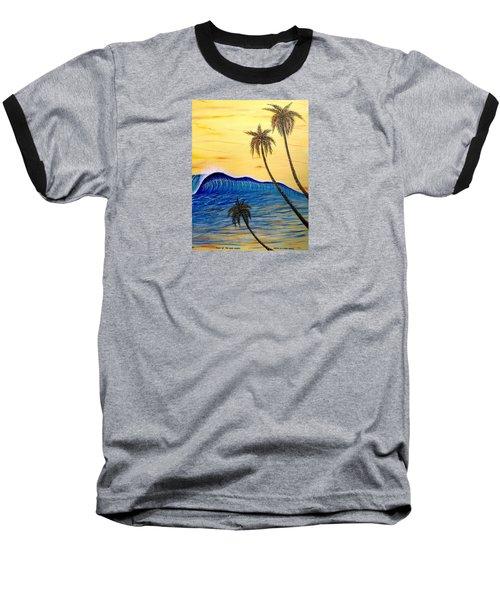 Going Left  Baseball T-Shirt