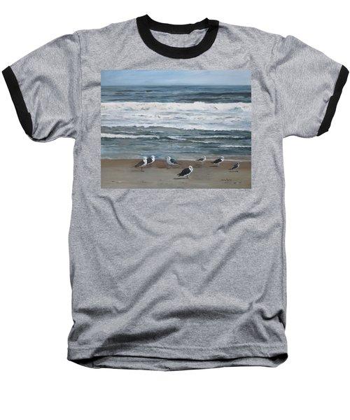 Going The Wrong Way Baseball T-Shirt