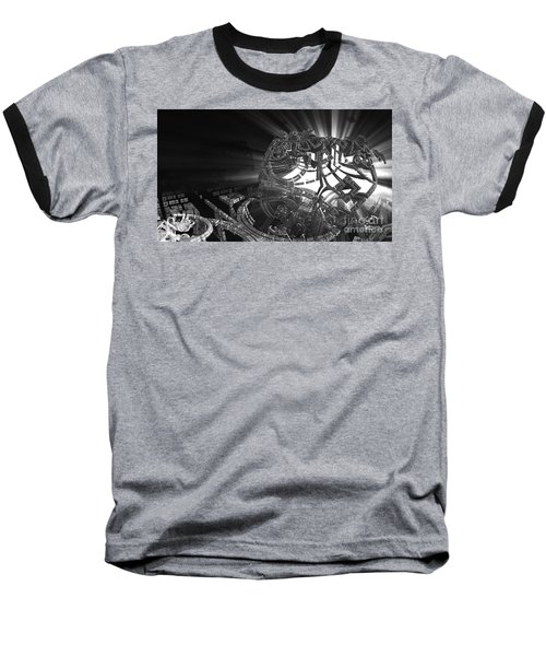 Going To Pieces Baseball T-Shirt