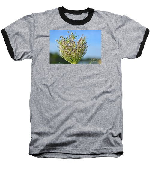 Baseball T-Shirt featuring the photograph Going To Seed by Lila Fisher-Wenzel