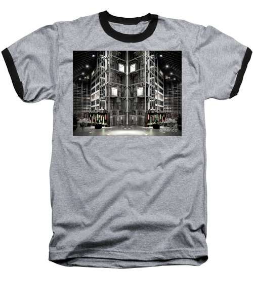 Going Up Baseball T-Shirt