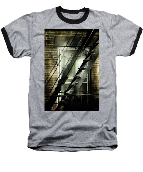 Going Up Baseball T-Shirt