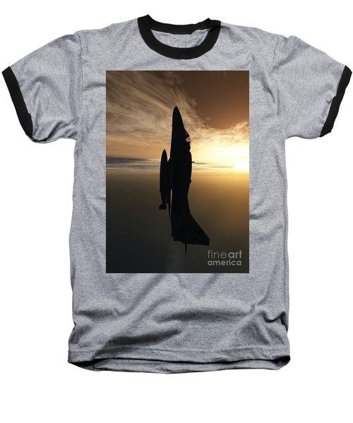 Going Vertical Baseball T-Shirt