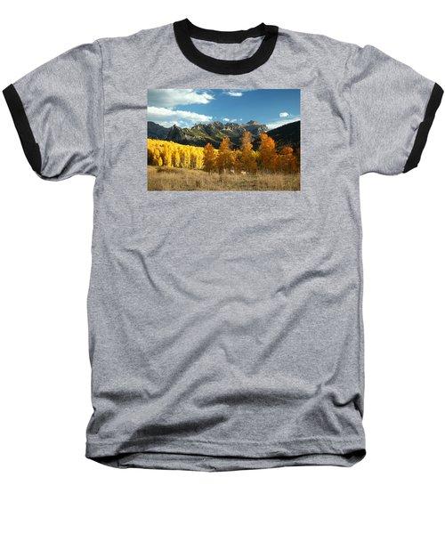 Gold At Their Feet Baseball T-Shirt