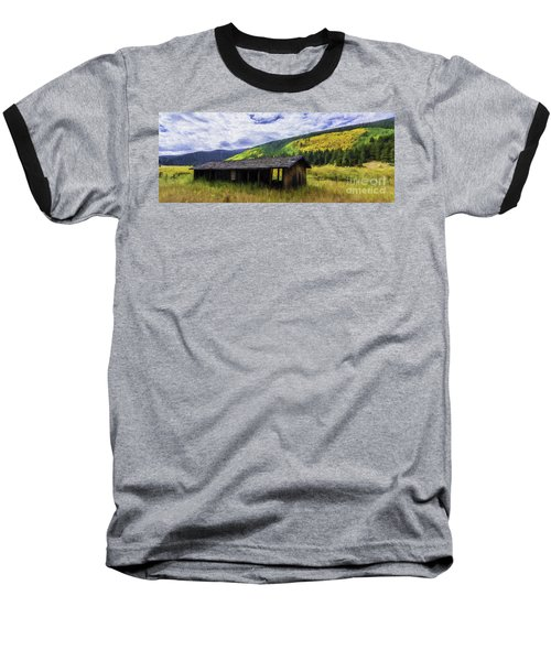 Gold Country  Baseball T-Shirt