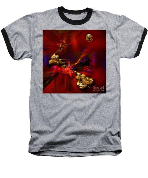 Gold Foundry Baseball T-Shirt by Alexa Szlavics
