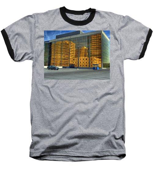 Gold In The Bank Baseball T-Shirt