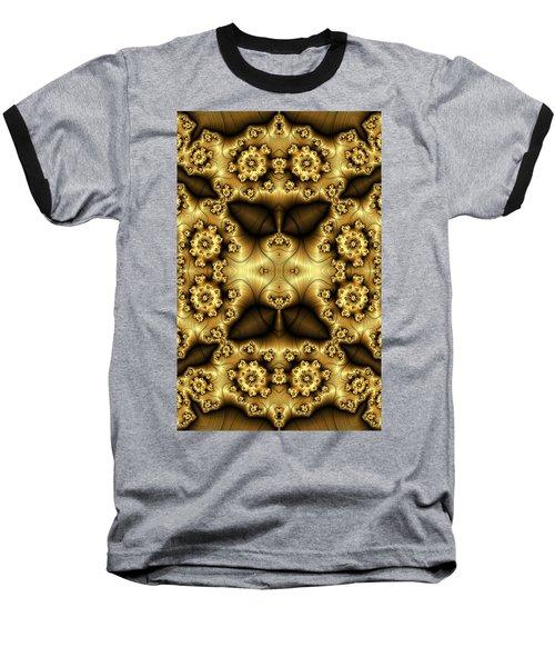 Gold N Brown Phone Case Baseball T-Shirt