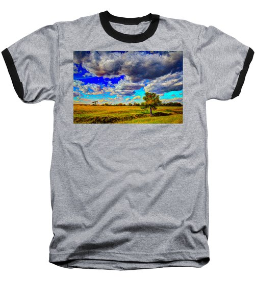 Golden Afternoon Baseball T-Shirt