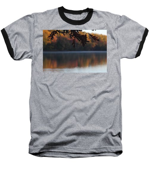 Baseball T-Shirt featuring the photograph Golden Autumn by Vadim Levin