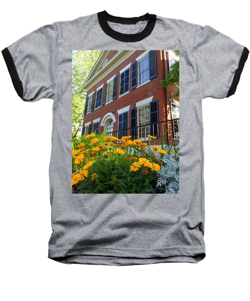 Golden Blooms At The Dahlonega Gold Museum Baseball T-Shirt