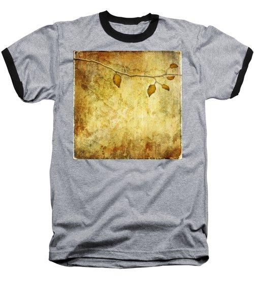 Golden Branch Of Hope  Baseball T-Shirt