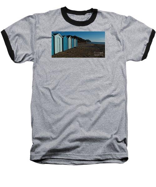 Golden Cap Baseball T-Shirt by Gary Bridger