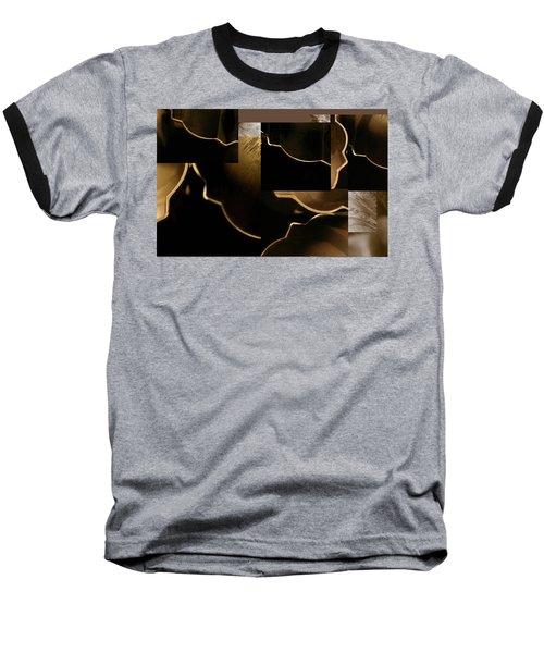 Golden Curves - Baseball T-Shirt