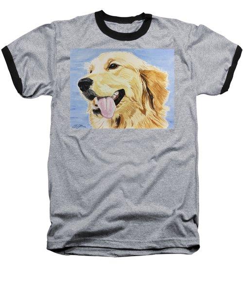 Golden Day Baseball T-Shirt