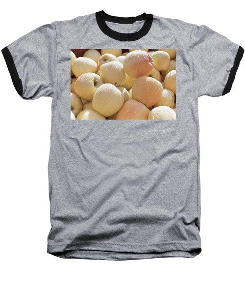 Golden Delicious Baseball T-Shirt