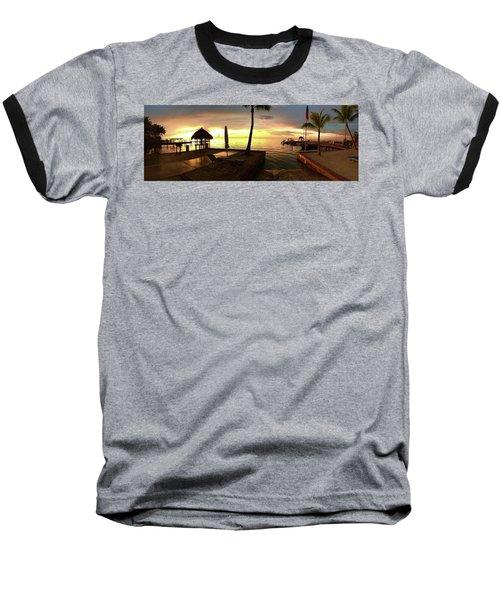 Golden Dream Baseball T-Shirt by Steven Lebron Langston