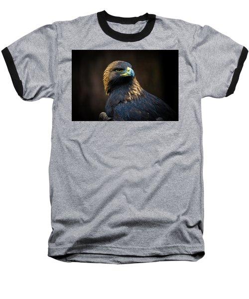 Golden Eagle 3 Baseball T-Shirt