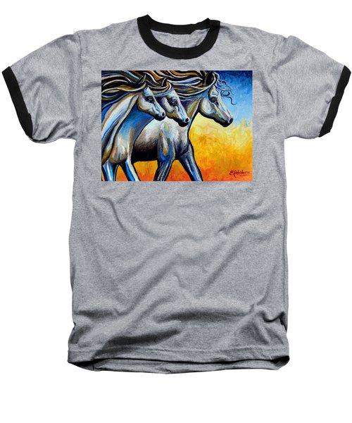 Golden Embers Baseball T-Shirt