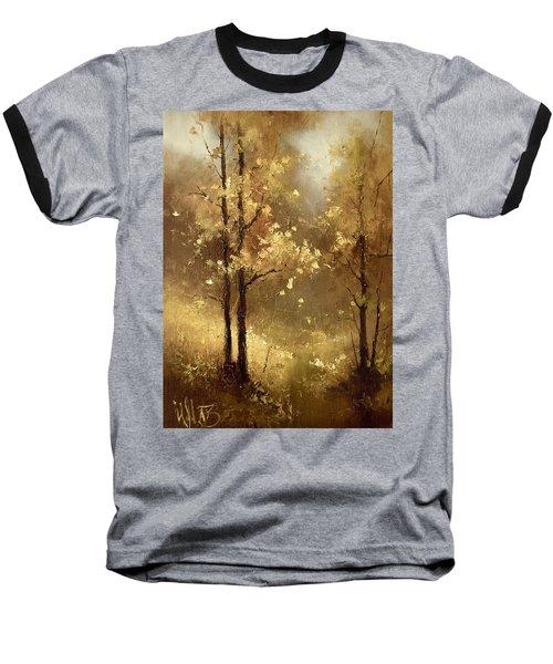 Golden Forest Baseball T-Shirt