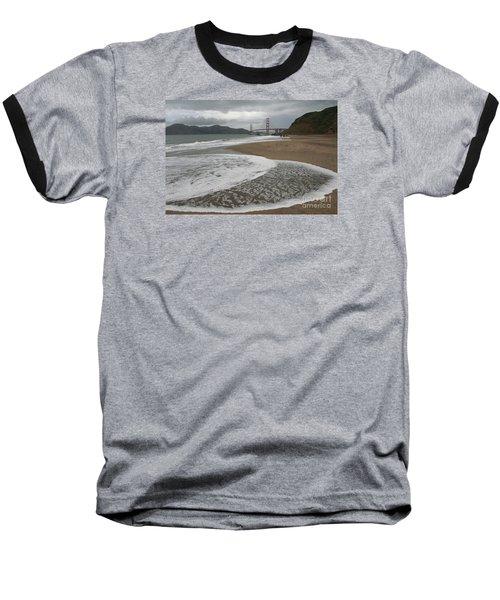 Golden Gate Study #3 Baseball T-Shirt