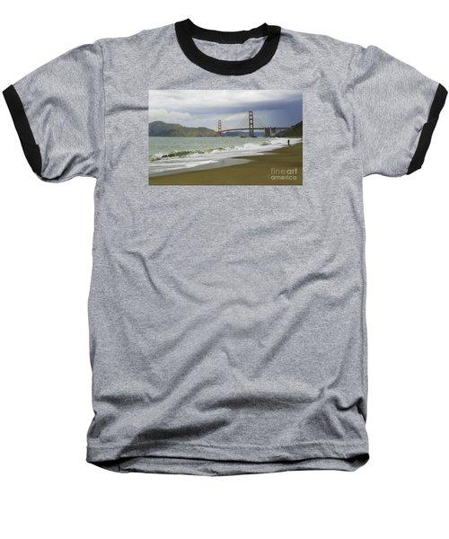 Golden Gate Bridge #4 Baseball T-Shirt