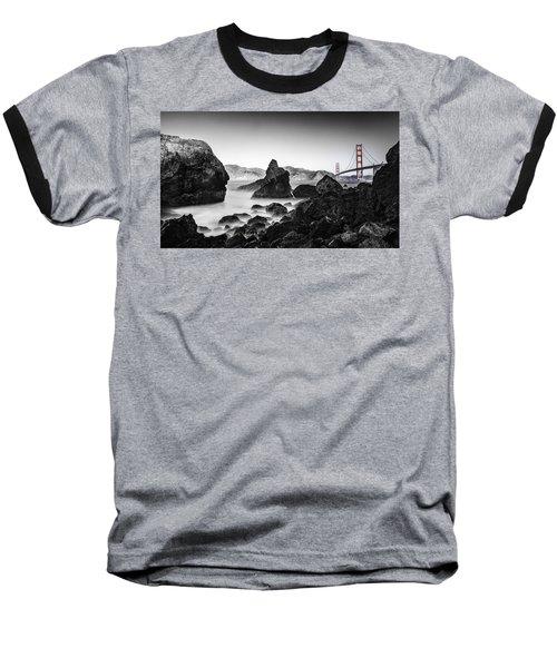 Golden Gate Colour Baseball T-Shirt