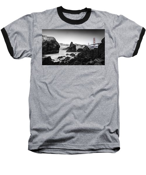 Golden Gate Colour Baseball T-Shirt