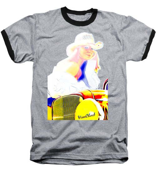 Golden Girl Makes With The Look Baseball T-Shirt