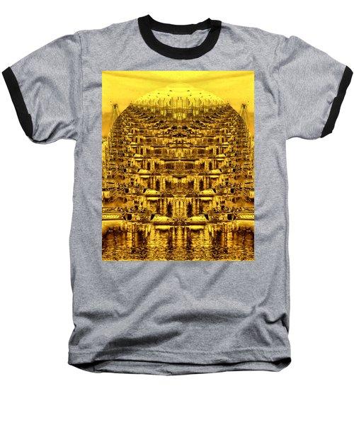 Golden Globe Baseball T-Shirt