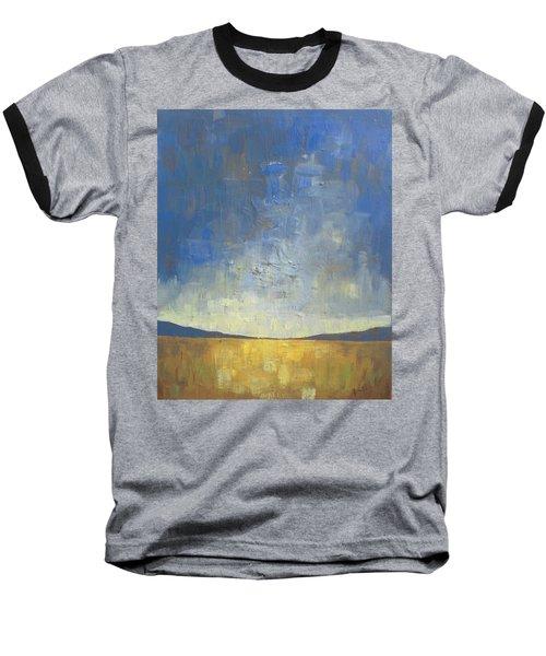 Golden Glow Baseball T-Shirt
